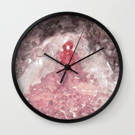 Little Red Ridding Hood No.2 Wall Clock