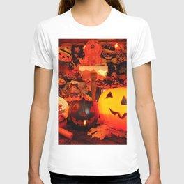 Vintage Halloween Glow T-shirt