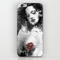 milk iPhone & iPod Skins featuring Mother's Milk by Fresh Doodle - JP Valderrama