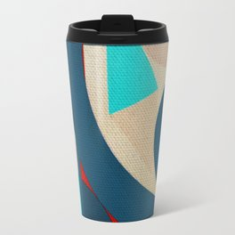 A Lion in the Moonlight Travel Mug