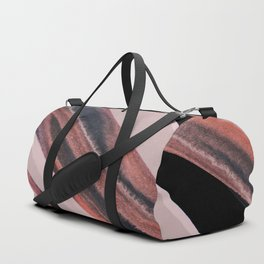 line & stripe 02 Duffle Bag