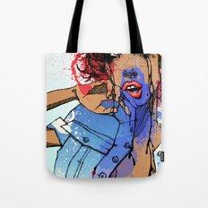 Follow You Down Tote Bag