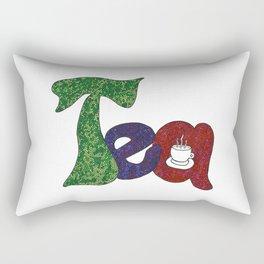 Tea for You and Tea for Me Rectangular Pillow