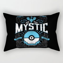 A Mystical Decision  Rectangular Pillow