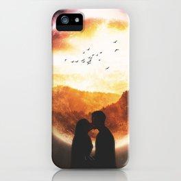 ETERNAL LOVE iPhone Case