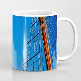 Boat mast 1 Coffee Mug