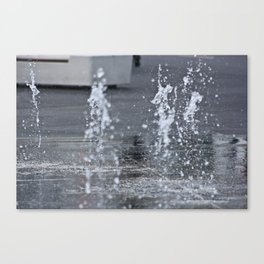 Water17 Canvas Print