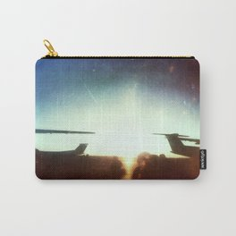 Sea-Tac At Sunset Carry-All Pouch