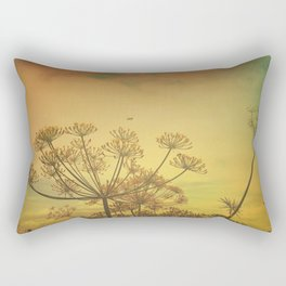 Summer Enchantment Love Rectangular Pillow