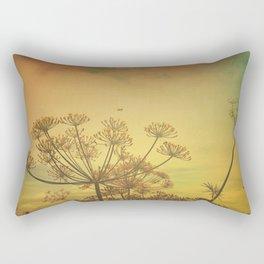 Summer Enchantment Love Rectangular Pillow