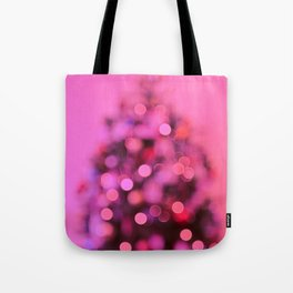 So this is Christmas in pink Tote Bag