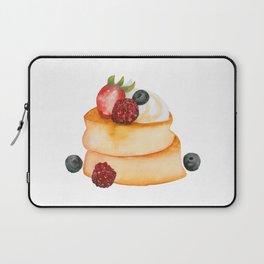 Fluffy Pancake Laptop Sleeve