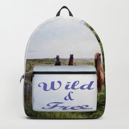 Wild & Free Backpack