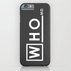 WHO MD iPhone 6 Slim Case