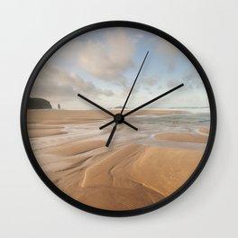 Sandwood Bay Wall Clock