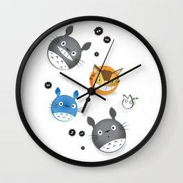 Totomoji Wall Clock