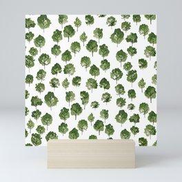 Little Forest Mini Art Print
