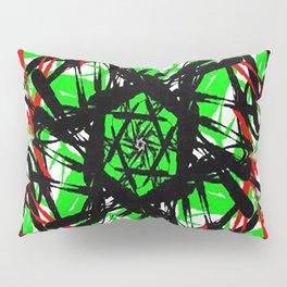 Cartwheel Chaos Pillow Sham