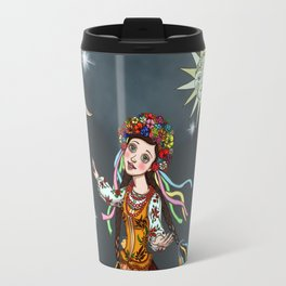 Slavic Rhapsody Travel Mug