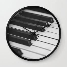A Flat Major Wall Clock