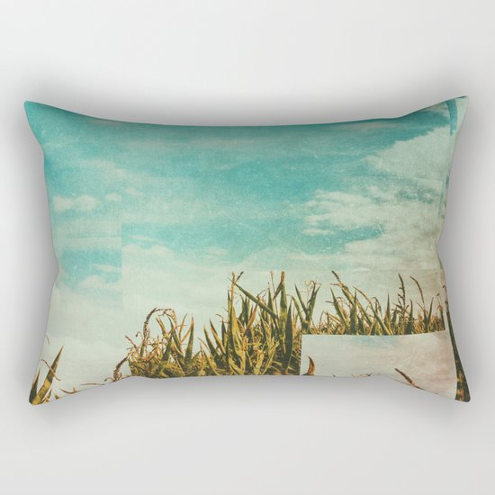 Fractions A28 Rectangular Pillow