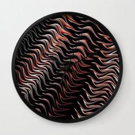 Tremors Wall Clock