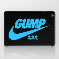 forrest gump iPad Cases featuring Gump- JustDoIt IV by IIIIHiveIIII