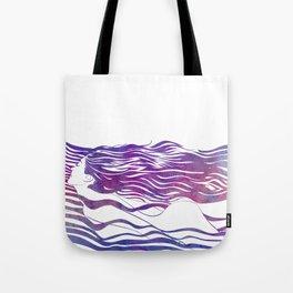 Water Nymph VI Tote Bag