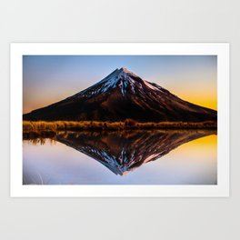 Reflecting on life pt2 Art Print