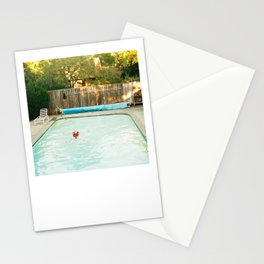 Pool Angel Stationery Cards