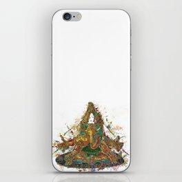 Ganesha v2 iPhone Skin