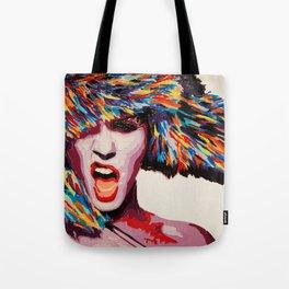 Winter Bang Tote Bag