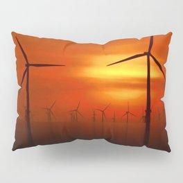 Clean Power (Digital Art) Pillow Sham