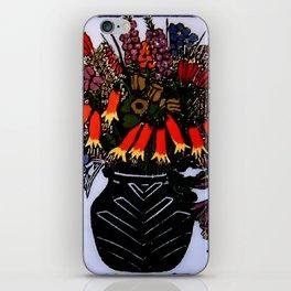"""Christmas Bells"" by Australian Artist Margaret Preston iPhone Skin"