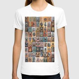 Door Knockers Montage T-shirt