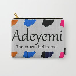Adeyemi Carry-All Pouch
