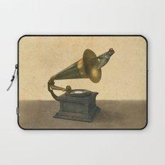 Vintage Songbird Laptop Sleeve
