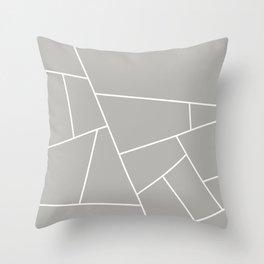 Modern Geometric 58 Throw Pillow