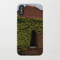 Pump house Slim Case iPhone X