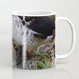 Muscovy Duck Dynasty #1 captured by Jo DiLorenzo Coffee Mug