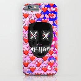 Love Voodoo Graphic Art iPhone Case