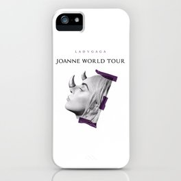 Joanne World Tour - Horn. iPhone Case