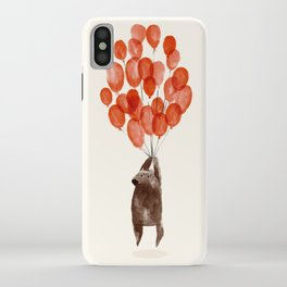 Almost take off iPhone Case
