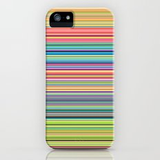 STRIPES17 iPhone (5, 5s) Slim Case