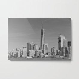 NYC Skyline 2 Metal Print
