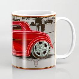 32 Coupe Saltflats Gary Constable mutant Designs Coffee Mug