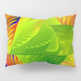 Great Green Frac 2 Pillow Sham