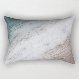 Beach Elements Rectangular Pillow