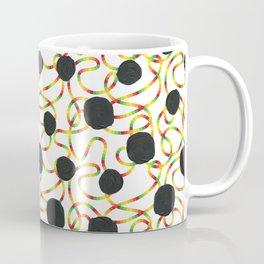 rainbow blackout Coffee Mug