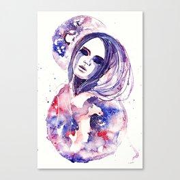 Lacrima Nebulae Canvas Print